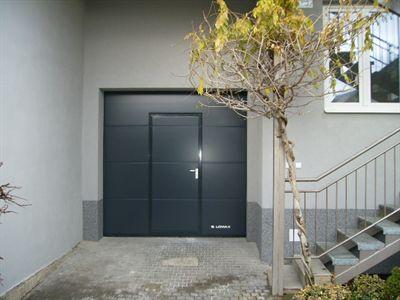 Garážová vrata brno